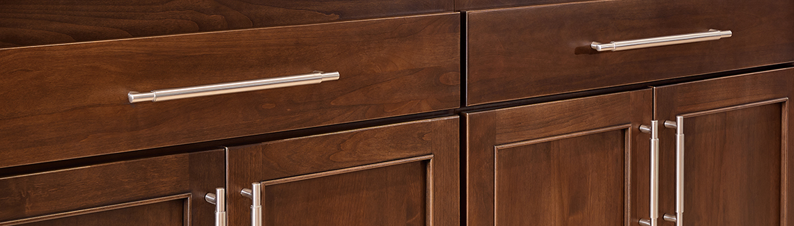 How to adjust door hinges and drawers